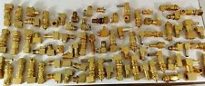 1LB Gold Scraps Recovery 70 All Gold Plated Connector Pins Mix High Yield 453g