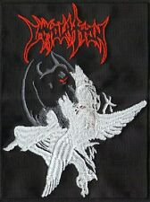 IMMOLATION (USA) - Dawn Of Possession THRASH METAL EMBROIDERED PATCH