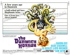 THE DUNWICH HORROR LOBBY CARD POSTER HS 1970 SANDRA DEE DEAN STOCKWELL
