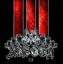 III: Violence & Variations by Aosoth (CD, Apr-2011, Agonia Records)