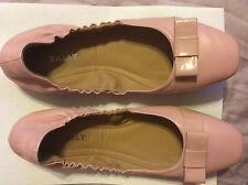 Bally Berel Ballerinas in Pink Size: EU 38 US8