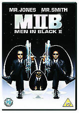 Men In Black 2 [DVD] [2007], Good DVD, Will Smith, Michael Jackson, Colombe Jaco