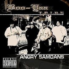 ANGRY SAMOANS: Boo-Yaa T.R.I.B.E. (First Kut/Kent Entertainment) NEW CD