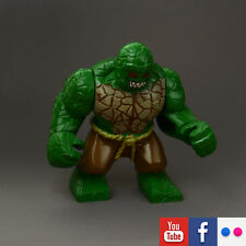 Custom Big Hulk Minifigure [Inspired by Killer Croc from Arkham Batman]