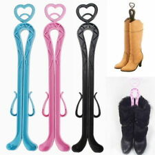 New Long Boots Shapers Shoes Up Stretcher Supporter Holder Storage Hanger EWUK