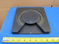 MICROSCOPE PART LEITZ GERMANY ROTABLE STAGE 573008 AS IS BIN#F8