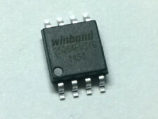Winbond 25Q64FVSIG serial flash memory. Programmed. Flashed.