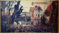"Black Sabbath GIANT WIDE SIZE 42""x 24"" Album Art Ozzy Osbourne Evil Satan Metal"