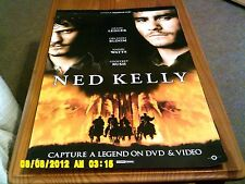 Ned Kelly (Heath Ledger, Orlando Bloom) Movie Poster A2