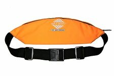 Aqua Quest Kona Pouch - Water Resistant Money Belt Waist Bag Fanny Pack - Orange