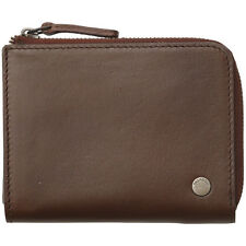 Billabong Grove Brown Leather Zip Wallet. RRP $49.99. NWOT.