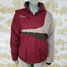 Orage Ski Snowboard Jacket Juniors Kids Youth Size 16 Large Removable Hood