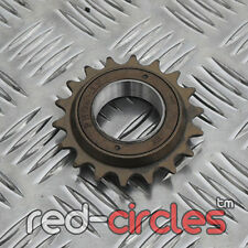 """18 TOOTH 18t BMX SINGLE SPEED 1/8"""" BICYCLE FREEWHEEL FOR HALF 1/2"""" INCH CHAIN"""