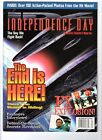 WoW! Independence Day Official Collector's Magazine / Over 100 Action Pictures!