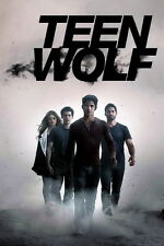 "078 Teen Wolf - American TV Series Hot Shows 14""x21"" Poster"