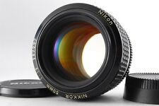 【EXC+++++】Nikon Ai-s NIKKOR 50mm F1.2 SLR 35mm From Japan 446