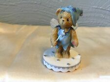 Cherished Teddies - Tooth Fairy - 790516A - Covered Box lid only