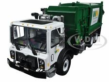 Broken MACK TERRAPRO WASTE MANAGEMENT GARBAGE TRUCK W/BINS 1/34 FIRST GEAR