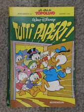 TUTTI PAPERI ! Walt Disney # 67 aprile 1976 bollino 1 edizione