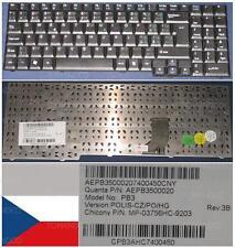 Clavier Qwertzy Tchèque/Czech PB MB66 ARES GM2.. PB3 AEPB3500020 MP-03756HC-9203