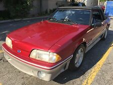 Ford: Mustang 2dr GT Conve