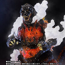S.H. MonsterArts Godzilla 1995 Ultimate Burning figure Tamashii Exclusive Bandai