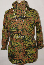 WWII GERMAN SPRING AND AUTUMN OAK CAMO REVERSIBLE MOUNTAIN ANORAK SMOCK M-32471
