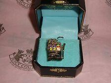 Juicy Couture Slot Machine Charm For Bracelet, Necklace, Handbag