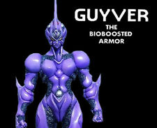Anime Bio Booster Armor Guyver 2 II F IIF Girl FEMALE 1/6 Figure Vinyl Model Kit