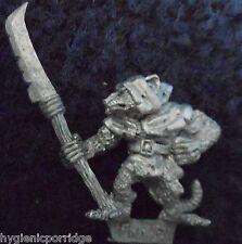 1987 Skaven C47 Ssnik Slave Chaos Ratmen Citadel Warhammer Army Clanrat Ratman