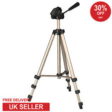 NEW Hama Star 75 Tripod with Carry Case with 3D Tilt Head