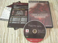 DIRGE OF CERBERUS FINAL FANTASY VII PLAYSTATION 2 PS 2 JAPONES USADO BUEN ESTADO