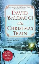 The Christmas Train by David Baldacci (2004, Paperback)