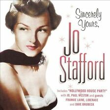 Sincerely Yours (Sepia) - Jo Stafford