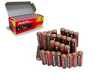 WHOLESALE LOTTO STOCK INGROSSO 160 PEZZI BATTERIE PILE STILO AA 1,5 V IN BLISTER