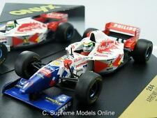 1996 ROSSET ARROWS HART BRASIL 1/43 FORMULA ONE CAR WHITE/RED EXAMPLE T3412Z-+-