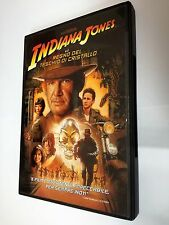 Indiana Jones e il Regno del Teschio di Cristallo (2008) DVD