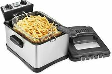 Bella 14406 4.5L Three Basket Deep Fryer