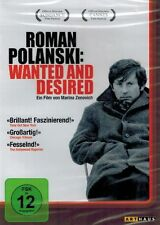 DVD NEU/OVP - Roman Polanski - Wanted And Desired - Marina Zenovich - OmU