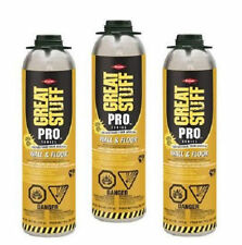 Dow Great Stuff Pro 26.5oz Wall and Floor Adhesive - 343087 - Pack of 3