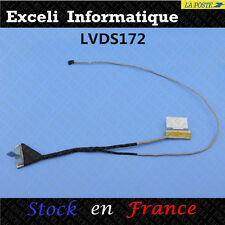 LCD LED ECRAN VIDEO SCREEN CABLE NAPPE DISPLAY ASUS Vivobook X200M X200MA 40PIN