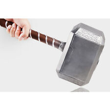 Avengers Thor's Hammer Custome Cosplay Toy stage property PU&Foam Kids Gift 43cm
