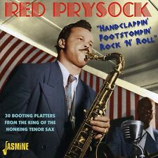 Handclappin' Footstompin' Rock 'N' Roll - Red Prysock (2013, CD NIEUW)