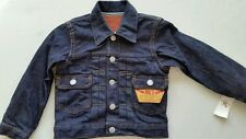 Ralph Lauren Double RL (RRL) Children's Denim Jacket