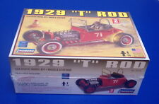 """Ford 1929 """"T""""  Hot Rod 1:24 scale Lindberg Kit - Hobby Time Model Shop"""