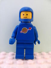 LEGO Minifig sp004 @@ Classic Space Blue - 1580 6750 6824 6827 6940 6971 6972
