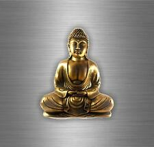 Sticker decal vinyl car bumper buddha buddhism yoga om ohm mandala  decoration