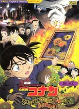 Detective Conan The Movie 19 DVD Anime Box Set * English Subtitle *