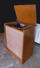 Vintage Mid Century MAGNAVOX STEREO Phonic High Fidelity & Record Player