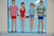 DOUBLE DATE 50TH ANNIVERSARY GIFTSET, BARBIE VINTAGE REPRODUCTIONS COLLECTION